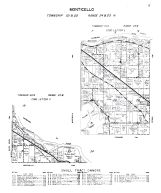 Monticello Township 2, Wright County 1956